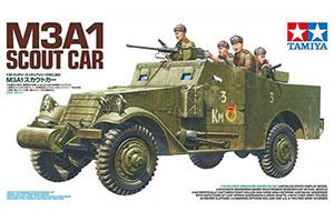 M3A1 SCOUT CAR   M3A1 SCOUT CAR *СБОРНАЯ МОДЕЛЬ