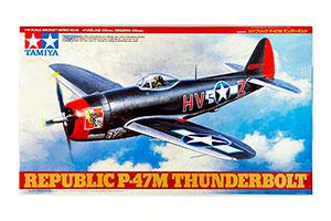 AIRCRAFT REPUBLIC P-47M THUNDERBOLT | САМОЛЕТ REPUBLIC P-47M THUNDERBOLT