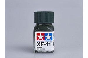 PAINT MATT ENAMEL (J.N. GREEN), XF-11 | КРАСКА МАТОВАЯ ЭМАЛЕВАЯ (J.N. GREEN), XF-11 *СБОРНАЯ МОДЕЛЬ