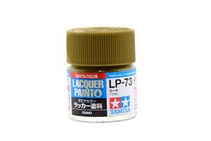 LP-73 KHAKI LACQUER PAINT, 10 ML | LP-73 ХАКИ КРАСКА ЛАКОВАЯ, 10 МЛ