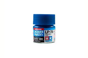 PAINT LP-78 FLAT BLUE | КРАСКА LP-78 FLAT BLUE