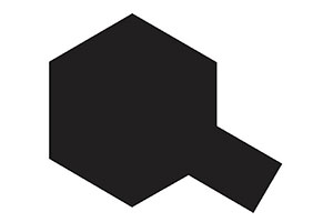 PAINT-SPRAY (BLACK) PS-5   КРАСКА-СПРЕЙ (BLACK) PS-5 *СБОРНАЯ МОДЕЛЬ