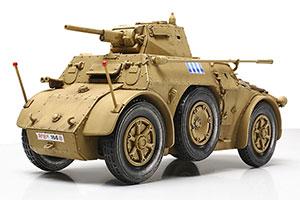 MODEL KIT 1/48 ITALIAN ARMORED CAR AB41 | 1/48 ИТАЛЬЯНСКИЙ БРОНЕАВТОМОБИЛЬ AB41 *СБОРНАЯ МОДЕЛЬ