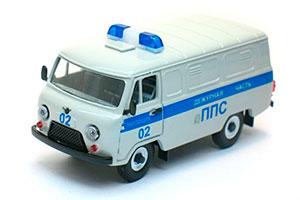 UAZ 3741 POLICE CAR (USSR RUSSIAN) 1985 | УАЗ 3741 ППС *УАЗ УЛЬЯНОВСКИЙ АВТОЗАВОД