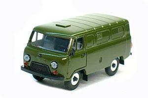 UAZ 3741 (USSR RUSSIAN CAR) 1985 GREEN   УАЗ 3741 ХАКИ *УАЗ УЛЬЯНОВСКИЙ АВТОЗАВОД