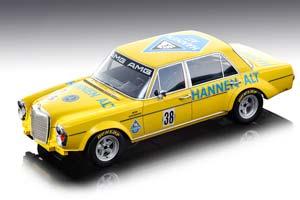 MERCEDES 300 SEL 6.8 AMG HOCKENHEIM 1971 HEYER LIMITED EDITION 80 PCS