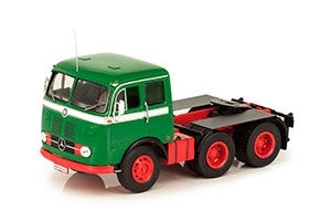MERCEDES LPS 333 1960 GREEN/RED *BENZ BENC МЕРСЕДЕС БЕНС МЕРСИДЕС МЕРСЕДЕЗ БЕНЦ МЕРИН МЕРС