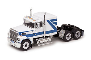 FORD LTL-9000 1978 WHITE/BLUE *ФОРД ФОРТ