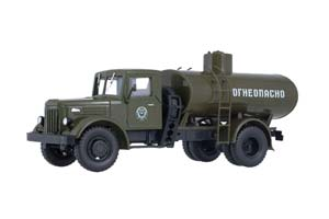 MAZ 200 AT-8-200 TANK TRUCK (USSR RUSSIAN) | МАЗ 200 АВТОЦИСТЕРНА АЦ-8-200 *МАЗ