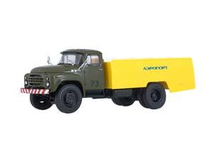 ZIL 130 CAR SPECIAL AC-161 (USSR RUSSIAN) | ЗИЛ 130 АВТОМОБИЛЬ СПЕЦИАЛЬНЫЙ АС-161 *ЗИЛ ЗАВОД ИМЕНИ ЛИХАЧЕВА