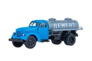 ZIS 355M AUTO TANK ATSPT-22 (USSR RUSSIAN) | ЗИС 355М АВТОЦИСТЕРНА АЦПТ-22 *ЗИС