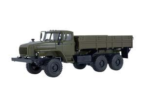 URAL 43202 (USSR RUSSIAN CAR)   УРАЛ 43202