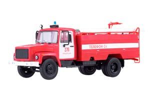 GAZ 3307 ATS-30 FIRE (USSR RUSSIAN) | ГАЗ 3307 АЦ-30 ПОЖАРНЫЙ *ГАЗ ГОРЬКОВСКИЙ АВТОЗАВОД ГОРЬКИЙ