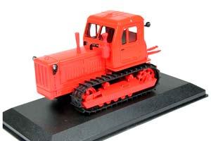 TRACTOR T-4A TRACTORS 17 RED | Т-4А ТРАКТОРЫ 17 КРАСНЫЙ *ТРАКТОР