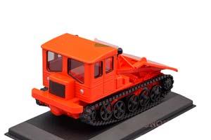 TRACTOR TDT-60 TRACTORS 26 RED | ТДТ-60 ТРАКТОРЫ 26 КРАСНЫЙ *ТРАКТОР