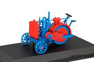 TRACTOR TRACTOR ZAPOROZHETS TRACTORS 69 RED/BLUE | ТРАКТОР ЗАПОРОЖЕЦ ТРАКТОРЫ 69 КРАСНЫЙ/СИНИЙ *ТРАКТОР