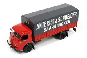 PANHARD MOVIC-ANTERIST & SCHNEIDER SAARBRUCKEN 1952