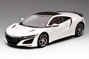 ACURA NSX 130R PACK CARBONE 2017 WHITE