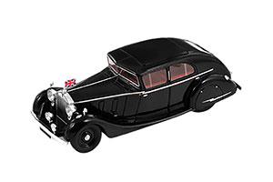ROLLS-ROYCE PHANTOM III H.J. MULLINER GENERAL MONTGOMERY 1936 BLACK
