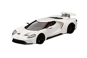 FORD GT NORTH AMERICAN INTERNATIONAL AUTO SHOW 2016 FROZEN WHITE