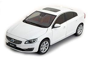 VOLVO S60L 2015 WHITE METALLIC