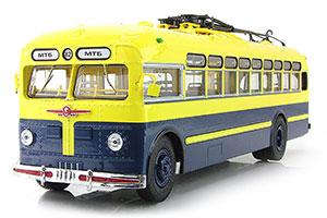 MTB 82D PRODUCTION OF ZIU 1946-1961 YELLOW/BLUE