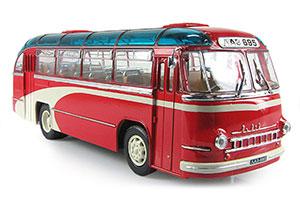 LAZ-695 CITY FESTIVAL 1956-2010 RED