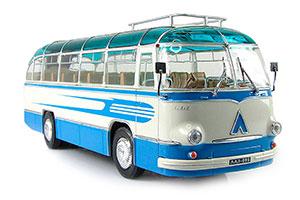LAZ-695B TOURIST COMET 1958-1964 BEIGE/BLUE