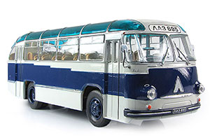 LAZ-695B CITY ULTRAMARIN 1958-1964 BLUE/WHITE