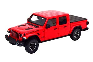 JEEP GLADIATOR RUBICON 2019 RED USA EXCLUSIVE