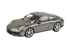 PORSCHE 911 (991 II) CARRERA 4 COUPE GREY METALLIC