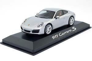 PORSCHE 911 (991 II) CARRERA S COUPE SILVER