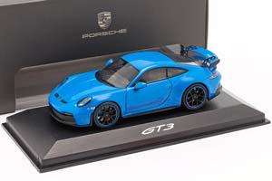 PORSCHE 911 (992) GT3 2021 SHARK BLUE