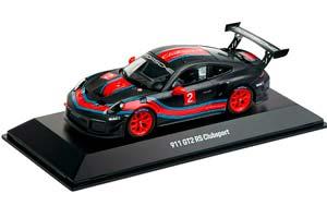 PORSCHE 911 (991.2) GT2 RS CLUBSPORT 2019 BLACK/RED