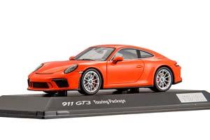 PORSCHE 911 GT3 TOURING PACKAGE 2017 ORANGE
