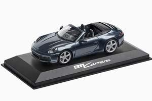 PORSCHE 911 (992) CARRERA CABRIOLET 2021 BISCAY BLUE
