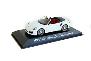 PORSCHE 911 (991) TURBO S CONVERTIBLE 2013 WHITE *ПОРШЕ ПОРШ