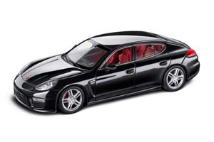 PORSCHE PANAMERA TURBO INDUSTRIAL MODEL BLACK