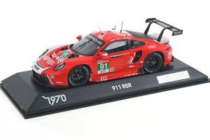PORSCHE 911 RSR 24H LE MANS 2020 BRUNI/LIETZ/MAKOWIECKI
