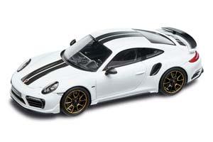 PORSCHE 991 TURBO S EXCLUSIVE SERIES WHITE/BLACK