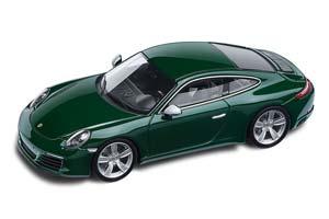 PORSCHE 911 991 II CARRERA S GREEN
