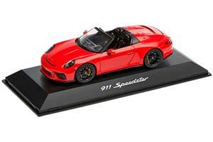 PORSCHE 911 (991) SPEEDSTER 2018 GUARDS RED