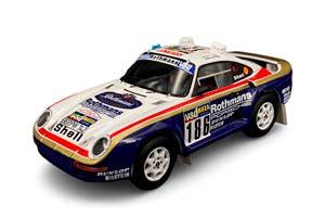 PORSCHE 959 #186 WINNER RALLY PARIS/DAKAR 1986 ROTHMANS
