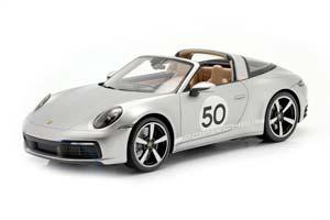 PORSCHE 911 (992) TARGA 4S 2021 HERITAGE DESIGN EDITION LIMITED EDITION 1000