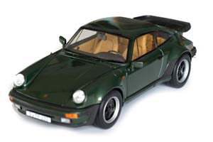 PORSCHE 911 TURBO 3.3 1977 DARK GREEN *ПОРШЕ ПОРШ
