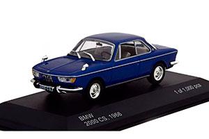 BMW 2000 CS 1966 METALLIC BLUE