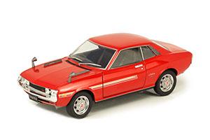 TOYOTA CELICA 1600GT (TA22) 1970 RED