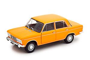 FIAT 125 SPECIAL 1970 ORANGE