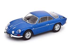RENAULT ALPINE A110 1300 1971 METALLIC BLUE