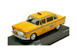 CHECKER MARATHON NEW YORK 1963 TAXI *ЧЕКЕР